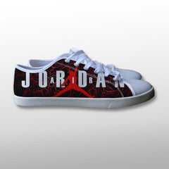 Air Jordan Logo Canvas Shoes