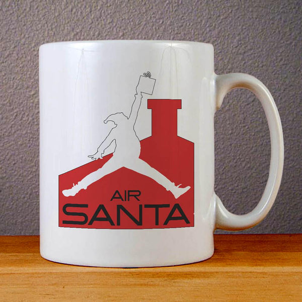 Air Santa Ceramic Coffee Mugs