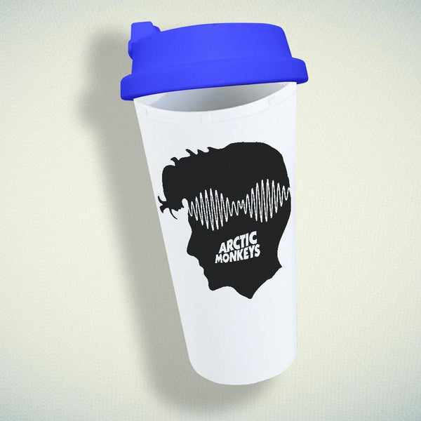 Alex Turner Arctic Monkeys Double Wall Plastic Mug
