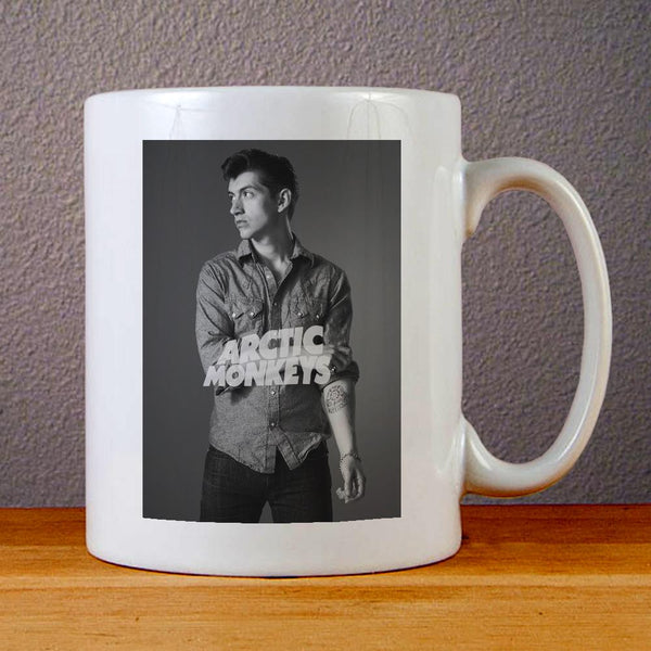 Alex Turner Style Ceramic Coffee Mugs
