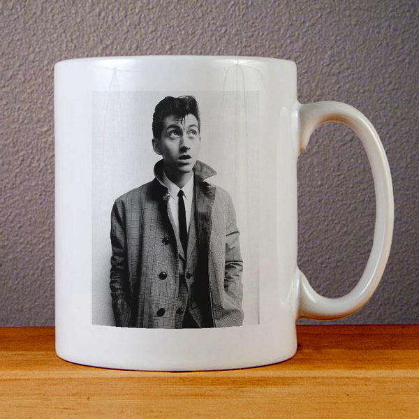 Alex Turner for Another Man Ceramic Coffee Mugs