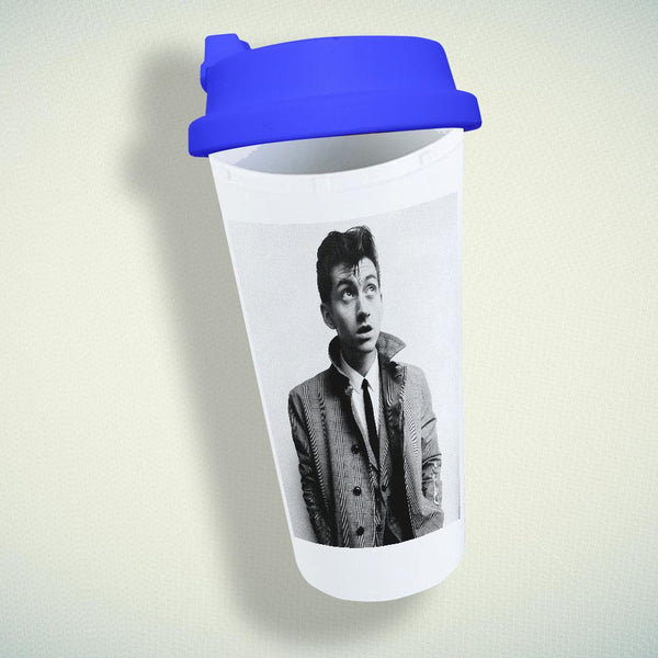 Alex Turner for Another Man Double Wall Plastic Mug