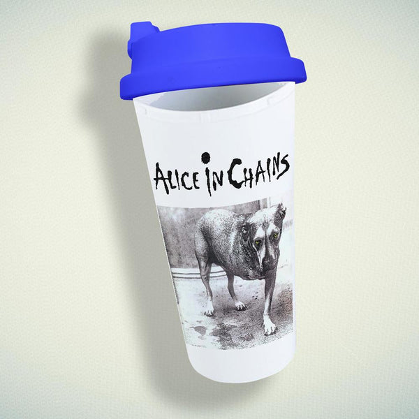 Alice In Chains Double Wall Plastic Mug
