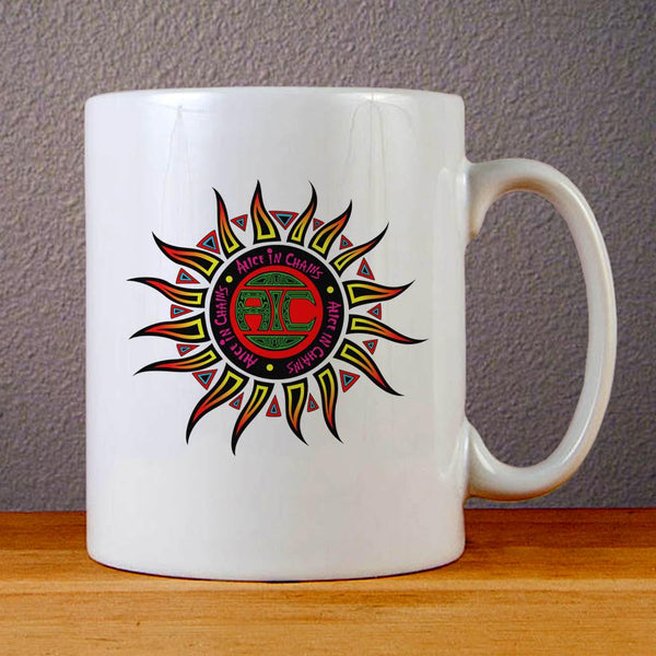 Alice in Chains Logo Ceramic Coffee Mugs