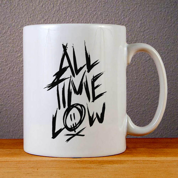 All Time Low Ceramic Coffee Mugs