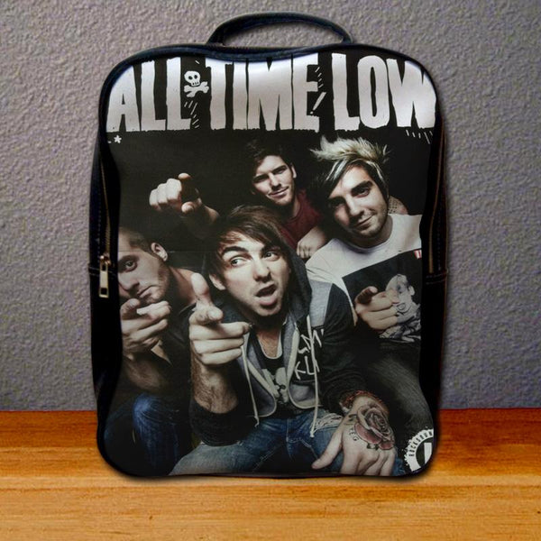 All Time Low Design Backpack for Student