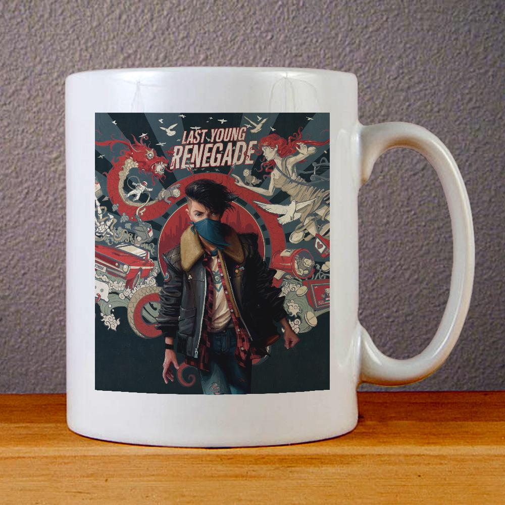 All Time Low Last Young Renegade Ceramic Coffee Mugs