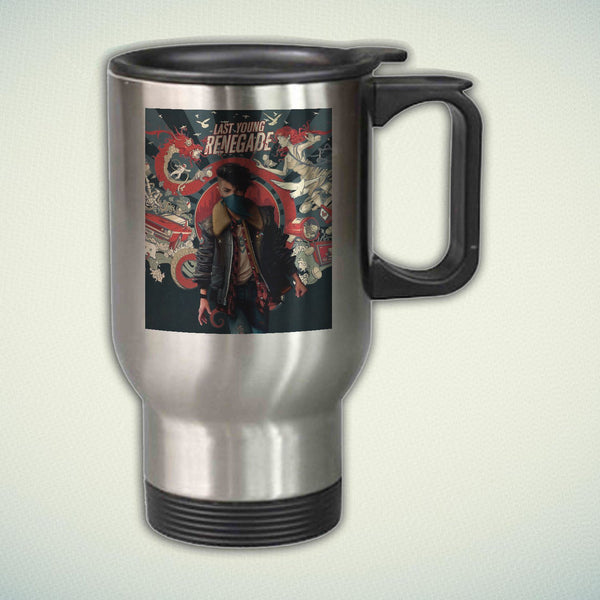 All Time Low Last Young Renegade 14oz Stainless Steel Travel Mug