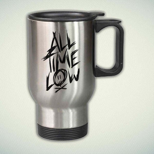 All Time Low 14oz Stainless Steel Travel Mug