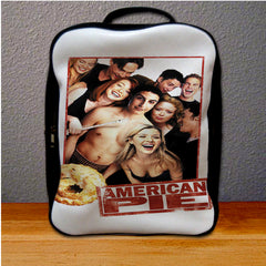 American Pie Cover Movie Backpack for Student