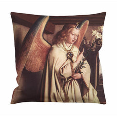 Annunciation Angel Cushion Case / Pillow Case