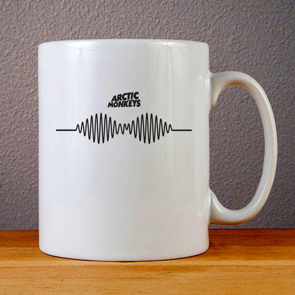 Arctic Monkeys AM Ceramic Coffee Mugs