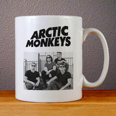 Arctic Monkeys Ceramic Coffee Mugs