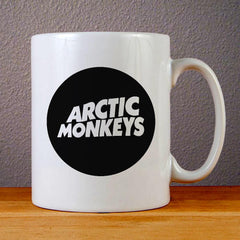 Arctic Monkeys Logo Ceramic Coffee Mugs