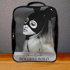 Ariana Grande Dangerous Woman Backpack for Student