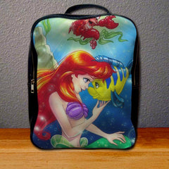 Ariel and Flounder Backpack for Student