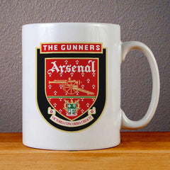 Arsenal Logo Ceramic Coffee Mugs