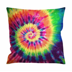 Artsy Abstract Hipster Tie Dye Cushion Case / Pillow Case