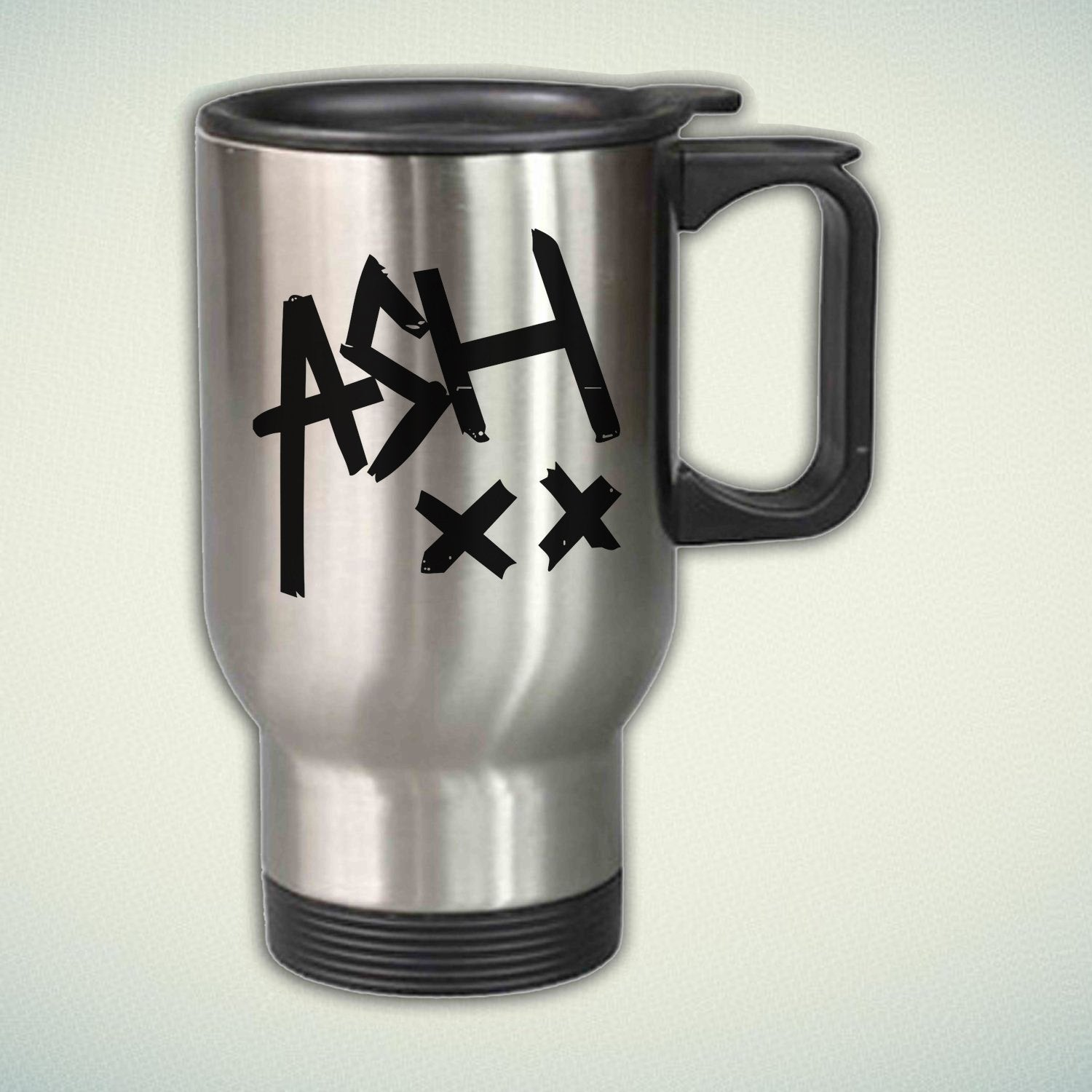 Ash xx, Ashton Irwin 5 SOS 14oz Stainless Steel Travel Mug