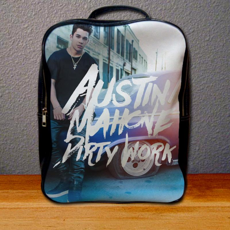 Austin Mahone Dirty Work Backpack for Student