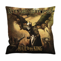 Avenged Sevenfold Hail to The King Cover Cushion Case / Pillow Case