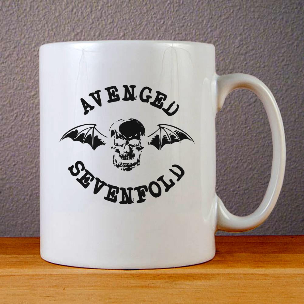 Avenged Sevenfold Logo Ceramic Coffee Mugs