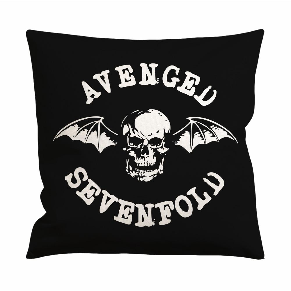 Avenged Sevenfold Logo Cushion Case / Pillow Case