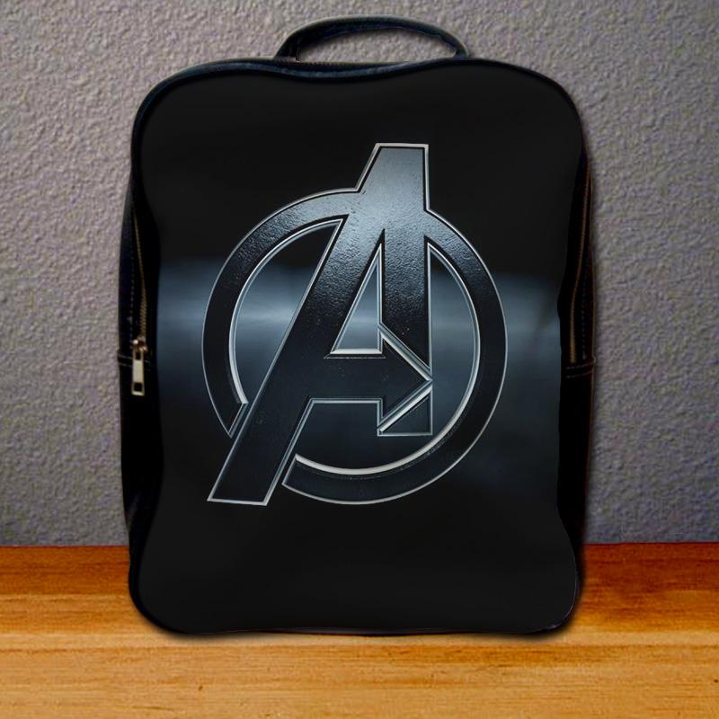 Avengers Logo Backpack for Student