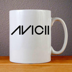 Avicii Logo Ceramic Coffee Mugs