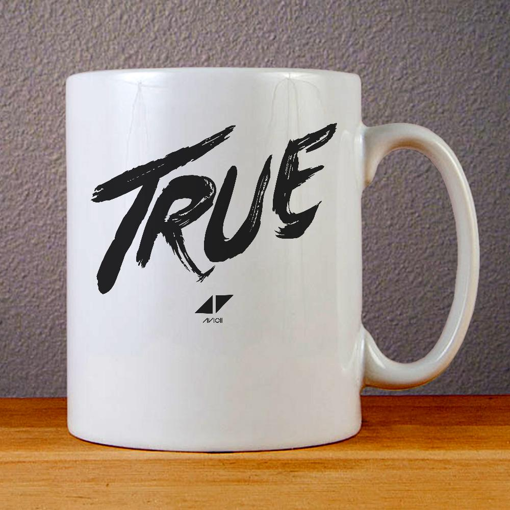 Avicii True Ceramic Coffee Mugs