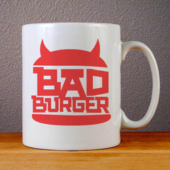 Bad Burger Ceramic Coffee Mugs