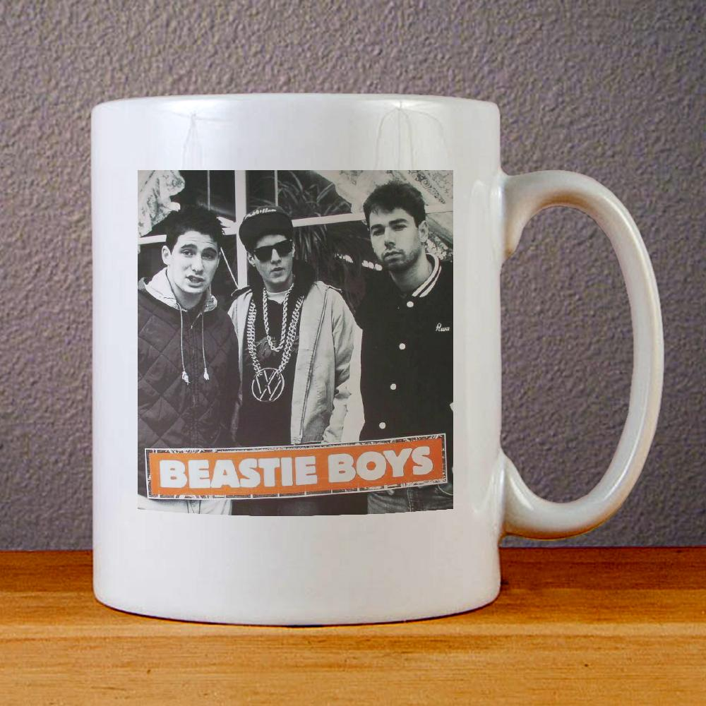 Beastie Boys Make Some Noise Ceramic Coffee Mugs