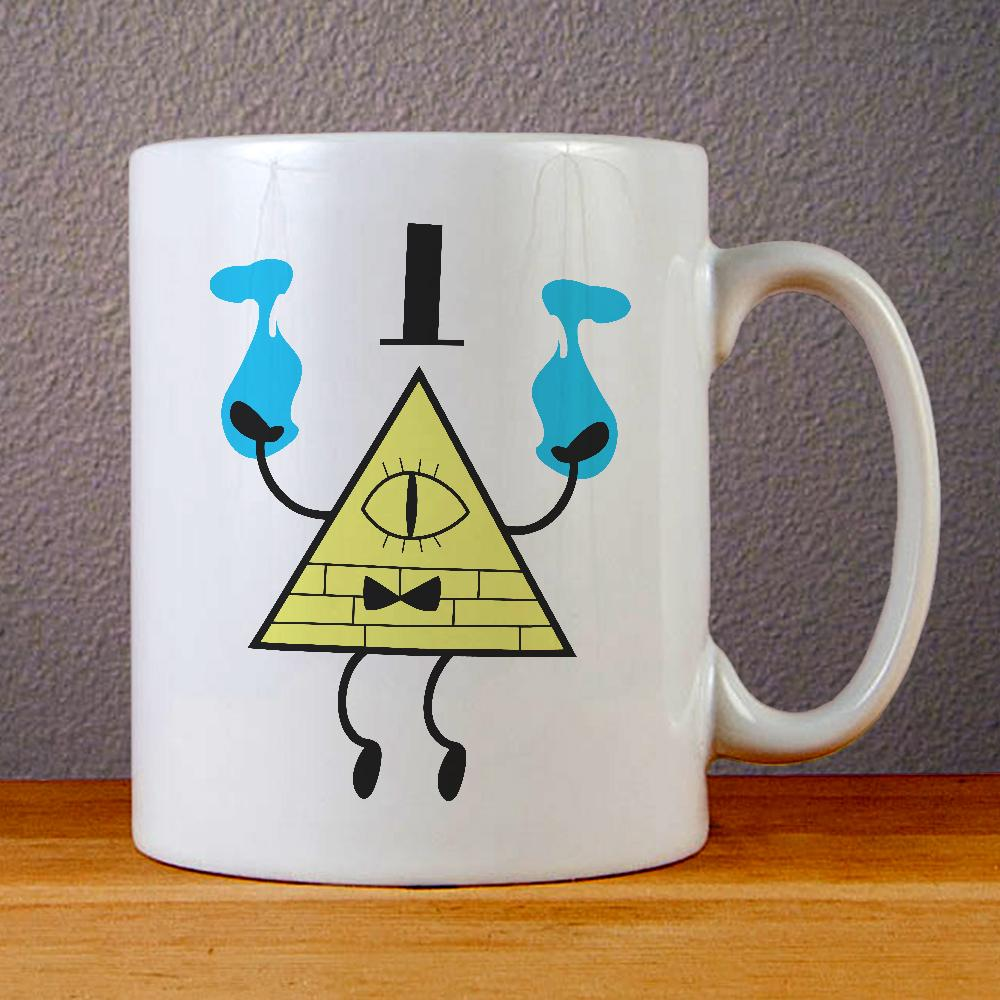 Bill Cipher Ceramic Coffee Mugs
