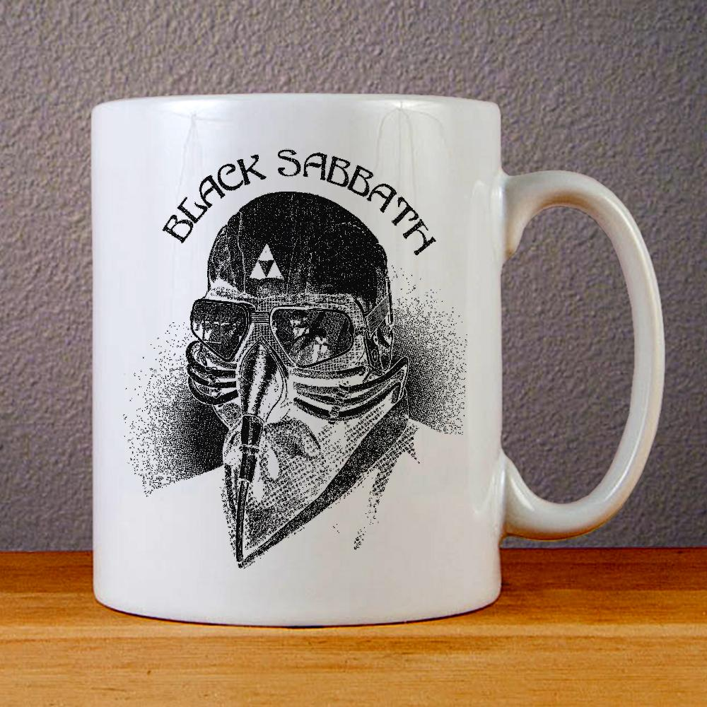 Black Sabbath Tour Ceramic Coffee Mugs