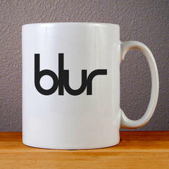 Blur Band Logo Ceramic Coffee Mugs