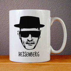 Breaking Bad Heisenberg Ceramic Coffee Mugs