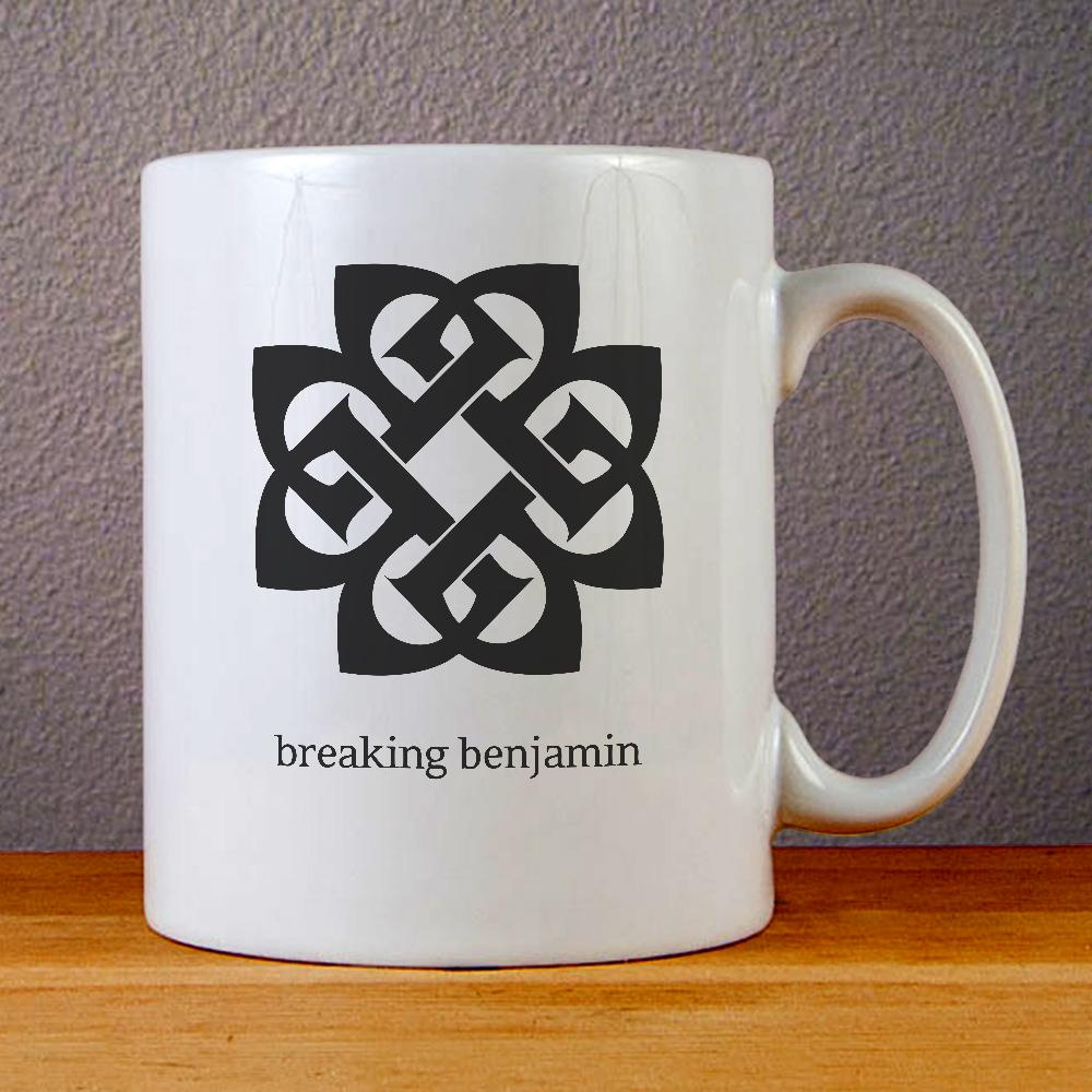 Breaking Benjamin Logo Ceramic Coffee Mugs