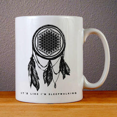 Bring Me The Horizon Dream Catcher Ceramic Coffee Mugs