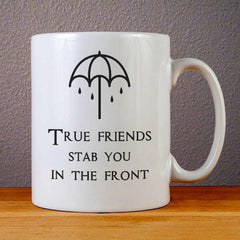 Bring Me The Horizon True Friends Ceramic Coffee Mugs