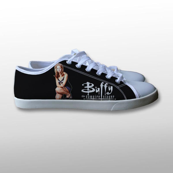 Buffy The Vampire Slayer Canvas Shoes