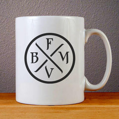 Bullet for My Valentine Logo Ceramic Coffee Mugs