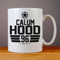 Calum Hood 5 Seconds of Summer Ceramic Coffee Mugs