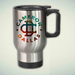 Cameron Dallas 14oz Stainless Steel Travel Mug