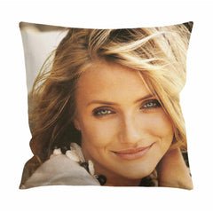 Cameron Diaz Cushion Case / Pillow Case