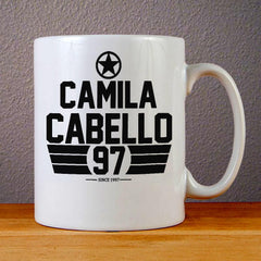 Camila Cabello, Fifth Harmony Ceramic Coffee Mugs