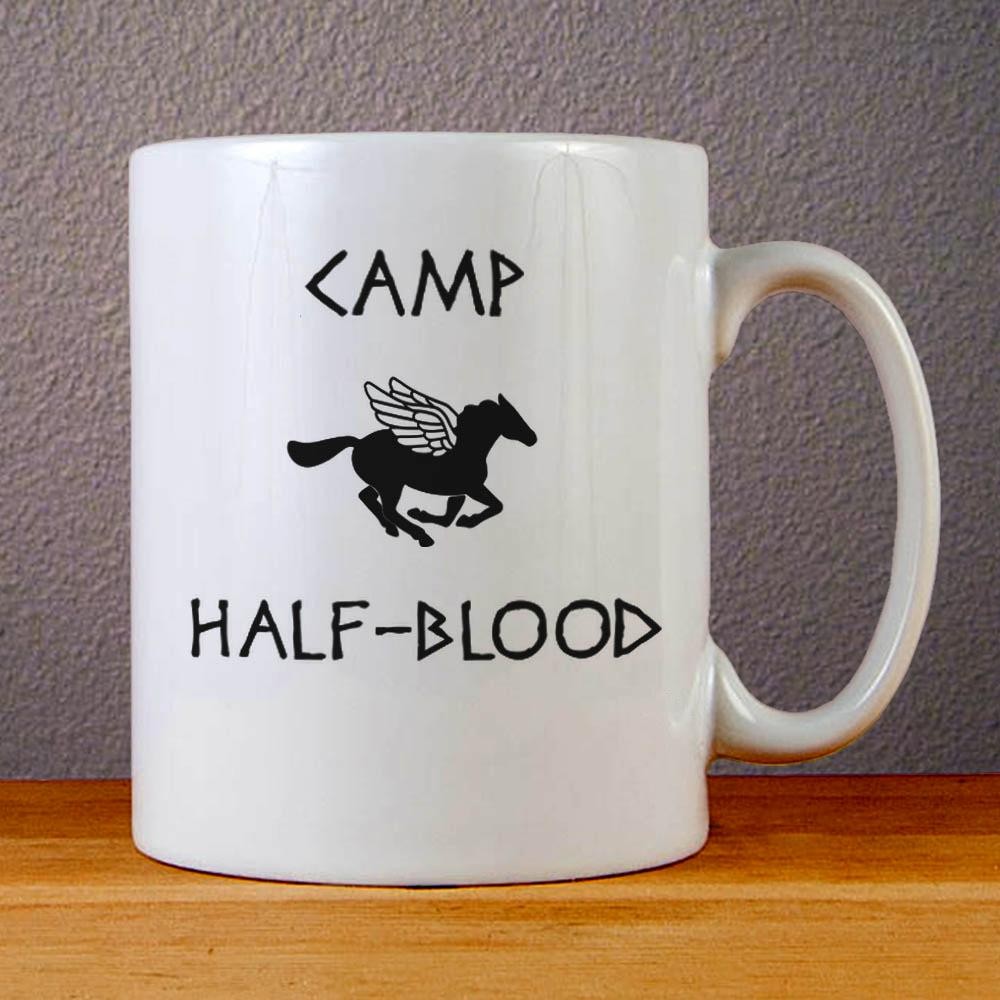 Camp Half Blood Books Ceramic Coffee Mugs