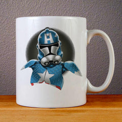 Captain America Storm Trooper Ceramic Coffee Mugs