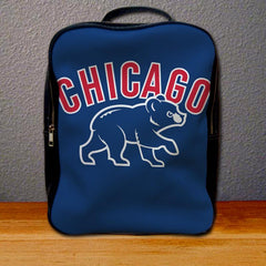 Chicago Cubs Team Logo Backpack for Student