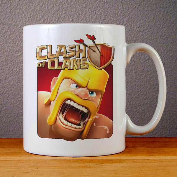 Clash of Clans COC Barbarian Ceramic Coffee Mugs