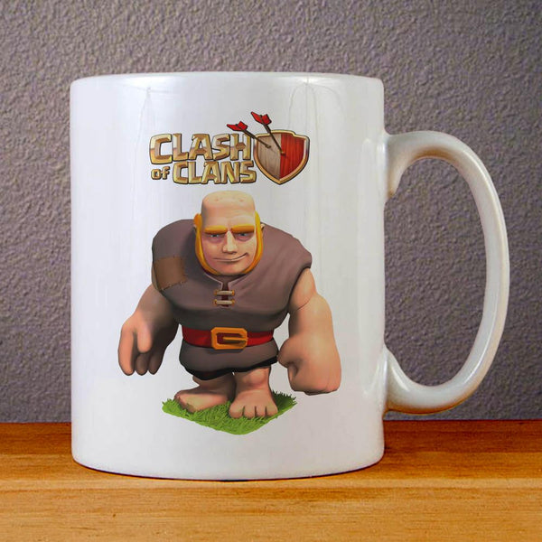 Clash of Clans Giant Ceramic Coffee Mugs